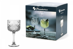 Set 4 Calici in vetro Timeless Gin & Tonic CL 55