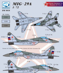 MiG-29A Russian Air Force