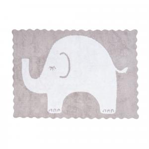 Tappeto con Elefante cameretta linea Cottage by Picci