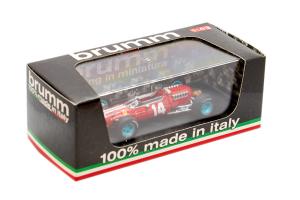Ferrari 512 Usa Gp 1965 P. Rodriguez - 1/43 Brumm 100% Made In Italy
