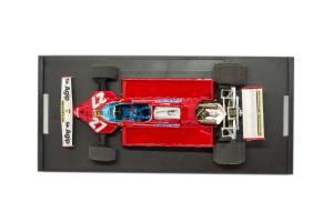 Ferrari 126ck Turbo Gp Italia 81 Villeneuve - 1/43 Brumm 100% Made In Italy