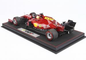 Ferrari Sf1000 GP Tuscany S. Vettel 2020 With Case - 1/18 BBR