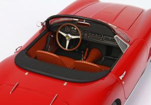 Ferrari 275 Gts/4 N.A.R.T. 1967 Red Ltd 162 Pcs With Case - 1/18 BBR