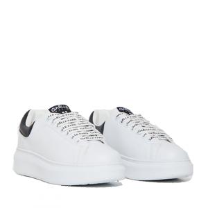 Sneakers Gaelle Paris GBDC2350 BIANCO A.1