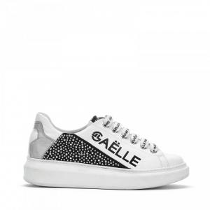 Sneakers Gaelle Paris GBDS2256 BIANCO -21