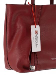 Braccialini Borsa Shopping Rosso