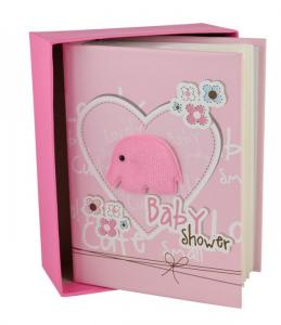 Album foto rosa bambina