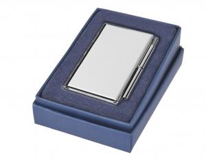 Blocchetto tascabile in silver plated