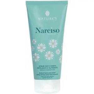 NATURE'S NARCISO SCRUB ESFOLIANTE VISO/CORPO 190 GR