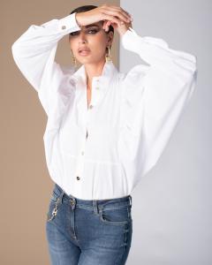 Camicia Bianca Cotone
