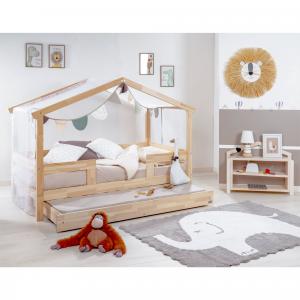 Lettino a Casetta Montessori linea Cottage by Picci
