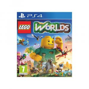 LEGO Worlds - usato - PS4