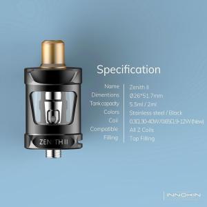 Zenith 2 Atomizzatore
