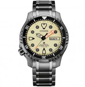 Citizen Promaster Diver Automatico Super Titanio ITALY LIMITED EDITION  N° 0282/1000