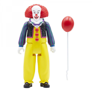 *PREORDER* IT ReAction: PENNYWISE (Clown) by Super7