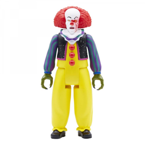 *PREORDER* IT ReAction: PENNYWISE (Monster) by Super7