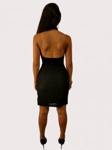Moschino Love Dress | colore nero | abito sexy