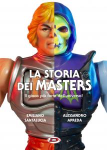 *PREORDER* Libro: LA STORIA DEI MASTERS: Il gioco più forte che ci sia by Dynit