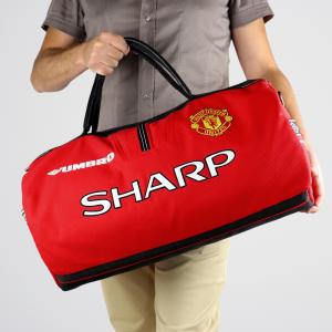 Borsone Manchester United Sharp 1998 Limited Edition