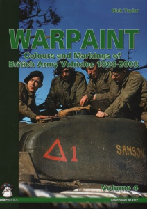 Colours and Markings of British Army