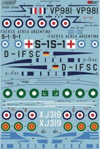 de Havilland Dove & Devon Collection (6)
