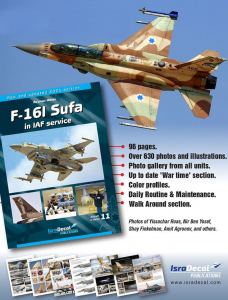 Lockheed-Martin F-16I 'Sufa'