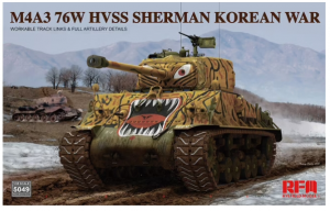 M4A3 76W HVSS Sherman