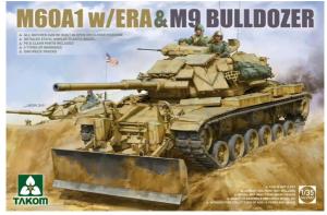M60A1 w/ERA & M9 Bulldozer