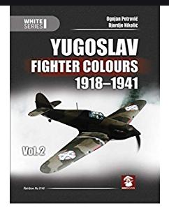 Yugoslav Fighter Colours