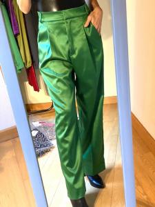 Pantalone Satin Vicolo