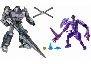 Transformers War for Cybertron Spoiler Pack: MEGATRON by Hasbro