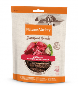Nature's Variety - Superfood Snacks - 85 gr