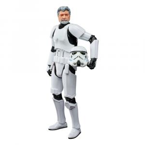 *PREORDER* Star Wars Black Series: GEORGE LUCAS (in Stormtrooper Disguise) by Hasbro