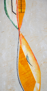 Cascella Tommaso Composizione 3 Serigrafia/Collage Form cm 60x82