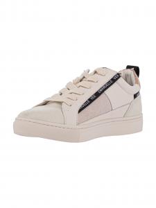Emanuelle Vee Sneakers Bianco/Gold
