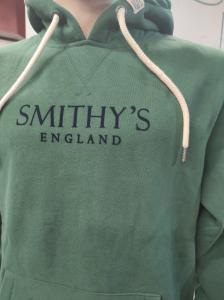 Felpa Smithy's England