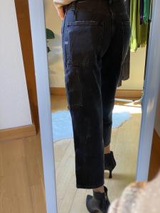 Jeans Marty Black Vicolo