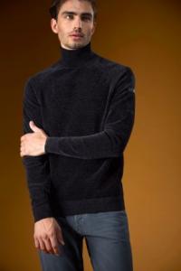 Maglione dolcevita uomo RRD MOD.VELVET TURTLE W21108