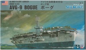AVG-9 USS Bogue
