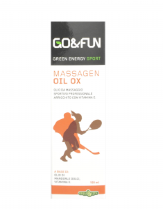 GO & FUN MASSAGEN OIL OX