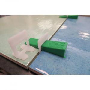 LIVELLANTE A PERDERE BIANCO MM 1 - 3/13 (BL 250 PZ)