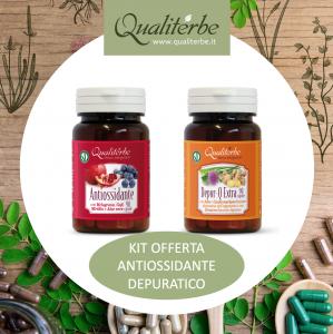 Kit Antiossidante Depurativo
