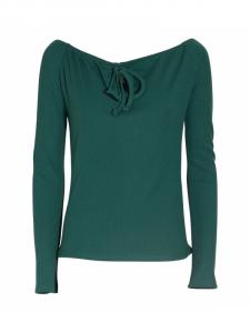 Pull d'hiver de couleur unie   Vêtements pour femmes