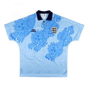 1992-93 Inghilterra Terza Maglia L (Top)