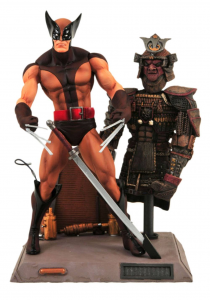 *PREORDER* Marvel Select: BROWN COSTUME WOLVERINE by Diamond Select