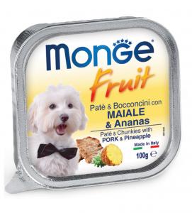 Monge - Fruit - Adult - 100gr x 16 vaschette