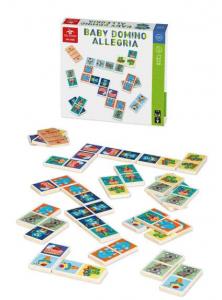 BABY DOMINO ALLEGRIA 53962 DAL NEGRO