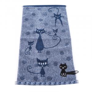 Asciugamano Gattoso