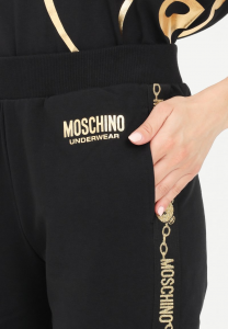 SHOPPING ON LINE MOSCHINO PANTALONE JOGGING UNDERWEAR NEW COLLECTION FALL/WINTER 2022-2