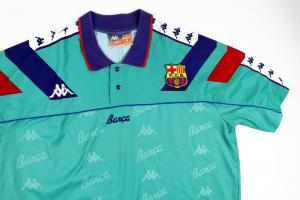 1992-95 Barcelona Maglia Away L (Top)